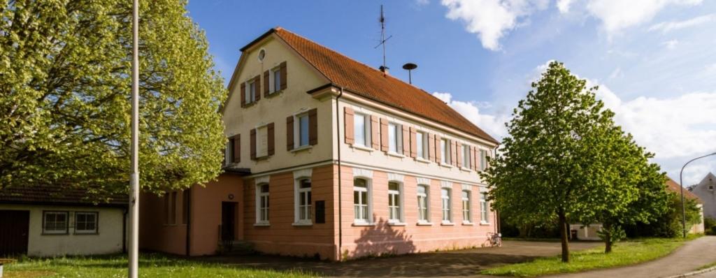Altes Rathaus in Herrlishöfen